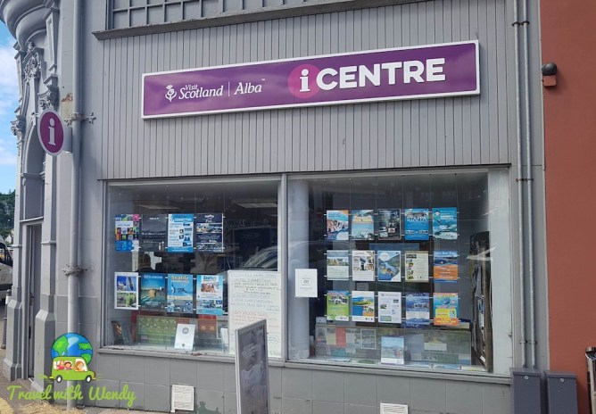 Oban Information Center