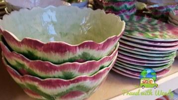Pardon me - are those artichoke bowls?