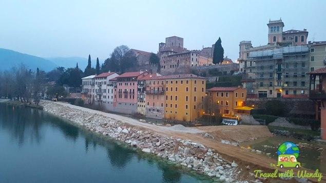 Re-routing - Views of Bassano del Grappa, Nove, Italy