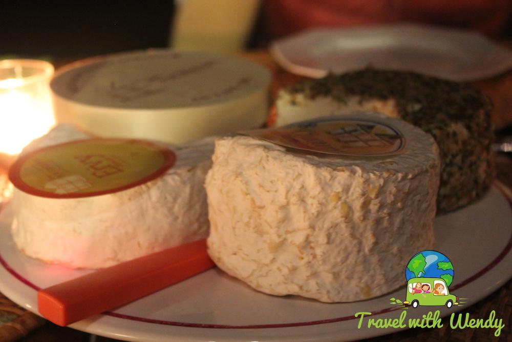 Chaource Cheese - YUM