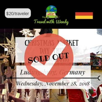 Ludwigsburg Christmas SOLD OUT