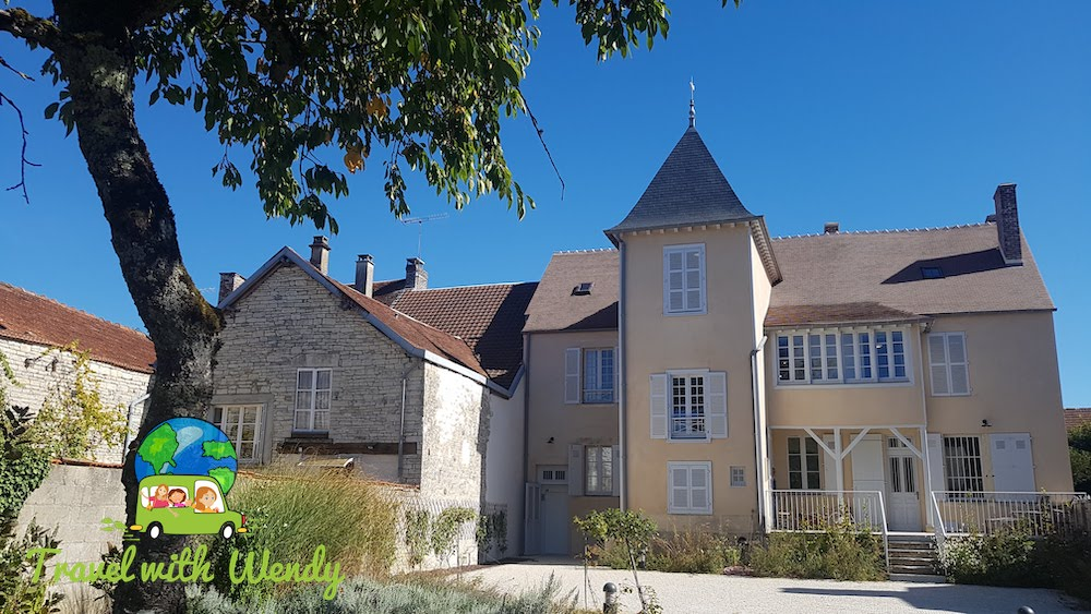 Renoir's summer home