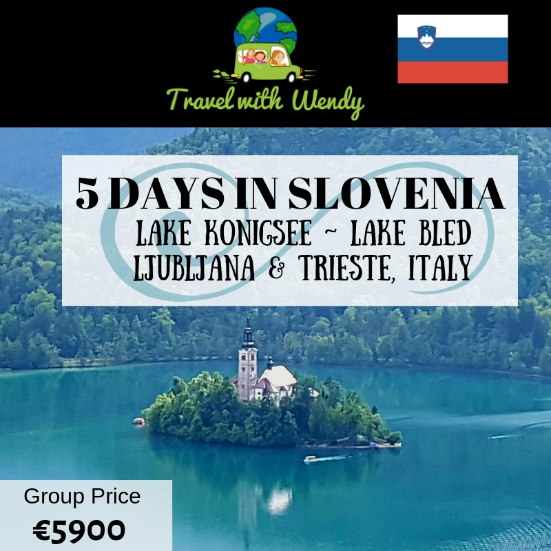 5 days in Slovenia
