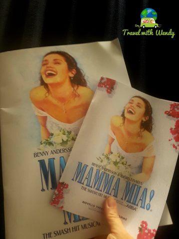 Mamma Mia program!