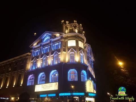 Novello Theater - Momma Mia - London