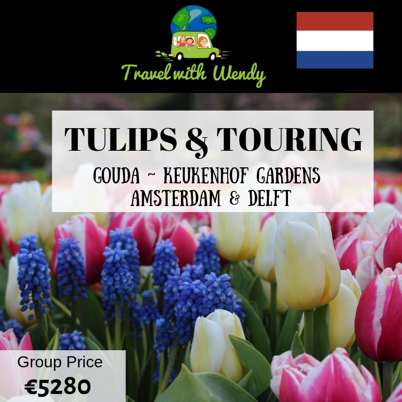 Tulips and Touring