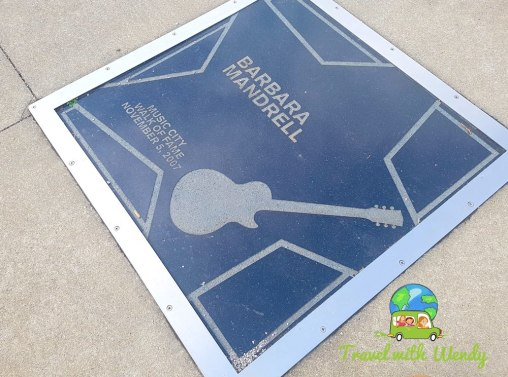 Barbara Mandrell - Walk of Fame