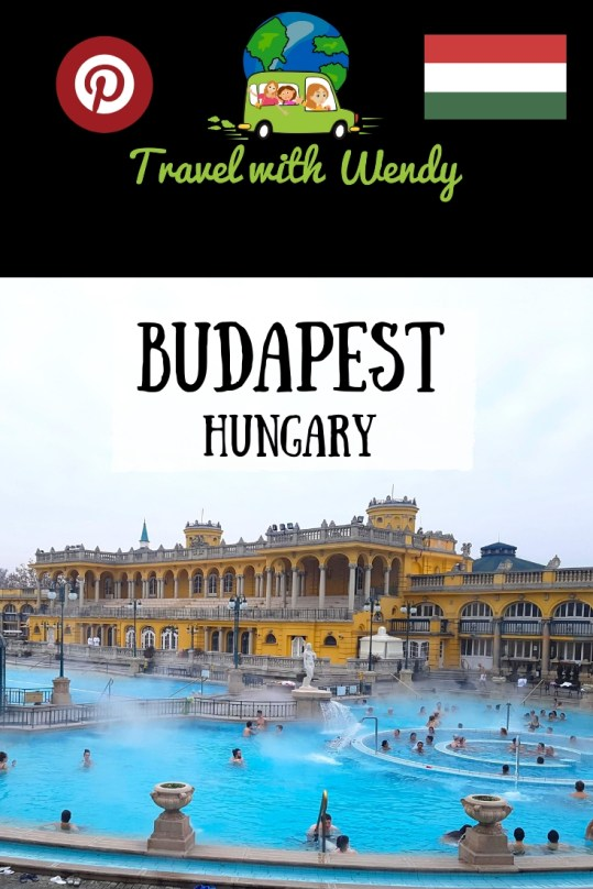 Budapest for the weekend