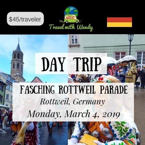 Fasching Rottweil Parade