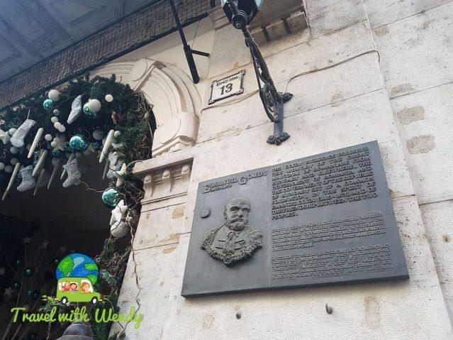 Gozsdu Court Emanuel Gojdu