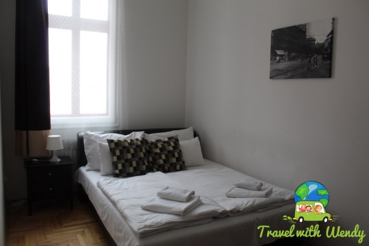 Great size bedroom