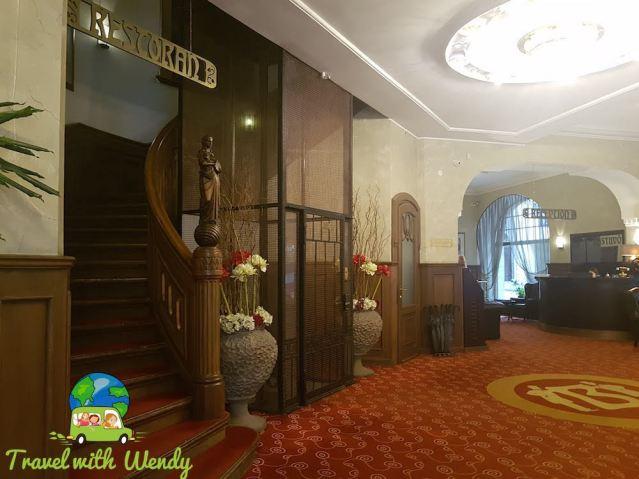 Hestia Hotel Baron - Entrance - Tallinn