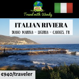Italian & French Riviera - Destination Tours
