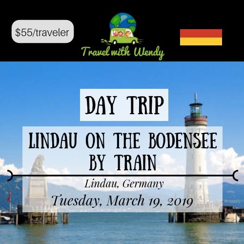 Lindau on the Bodensee
