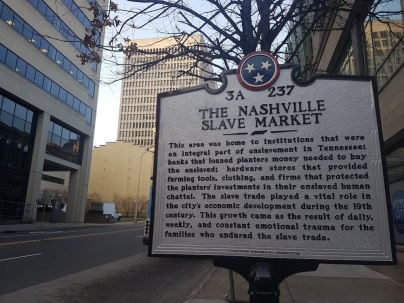 The Nashville Slave Market