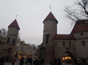 Viru Gate - Tallinn