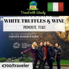 White truffles & more - destination tours