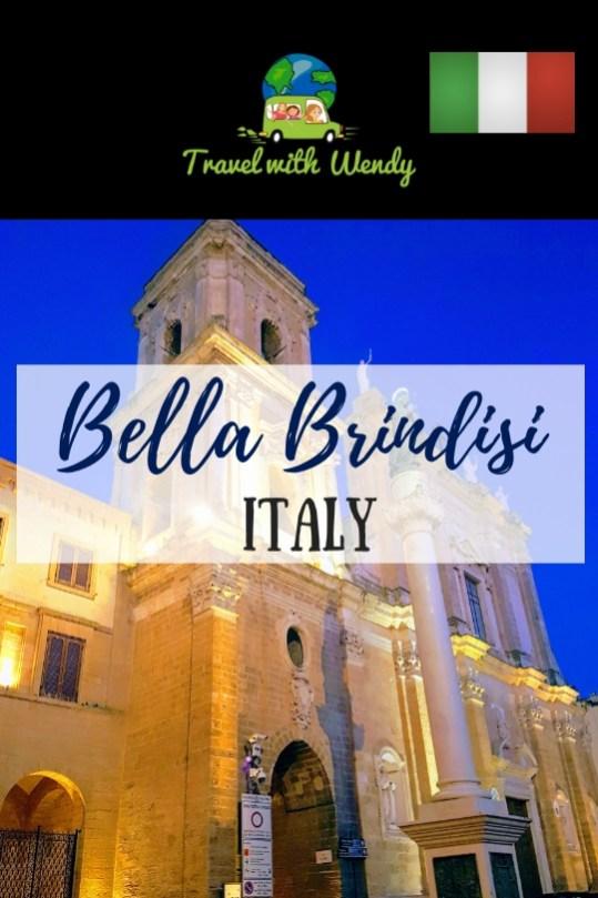 Bella BRINDISI - PIN