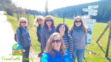 Hiking in the Black Forest - Touring the Netherlands