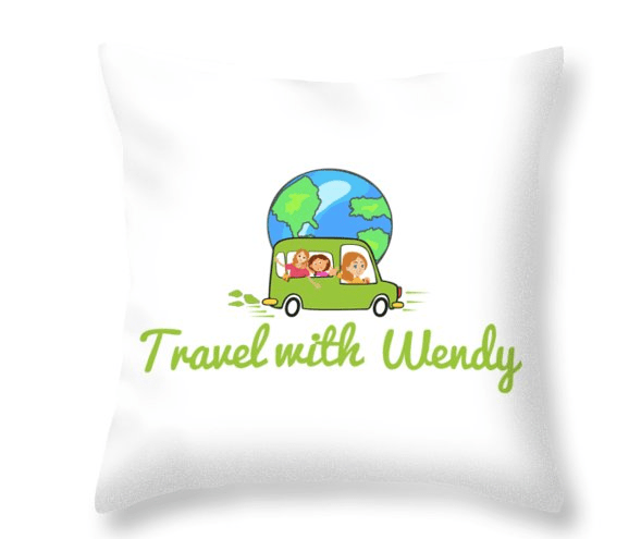 Nice Pillows - ©Travel with Wendy