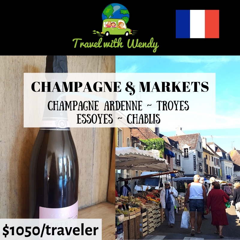 Champagne & Markets