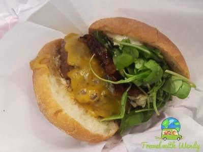 Naughty Burger - Helsinki