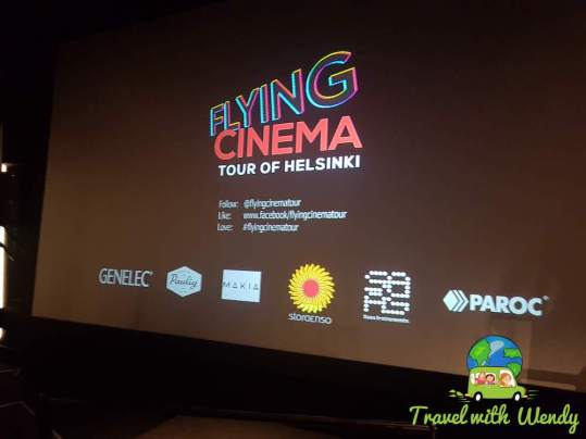 Flying Cinema