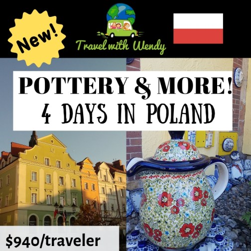 Poland Pottery & More!