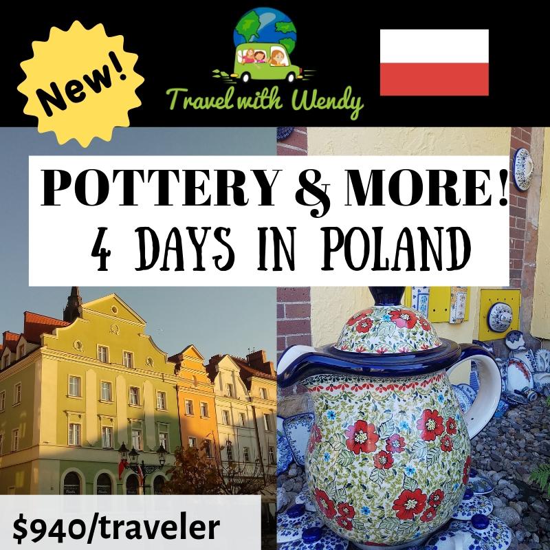 Poland Pottery & More!