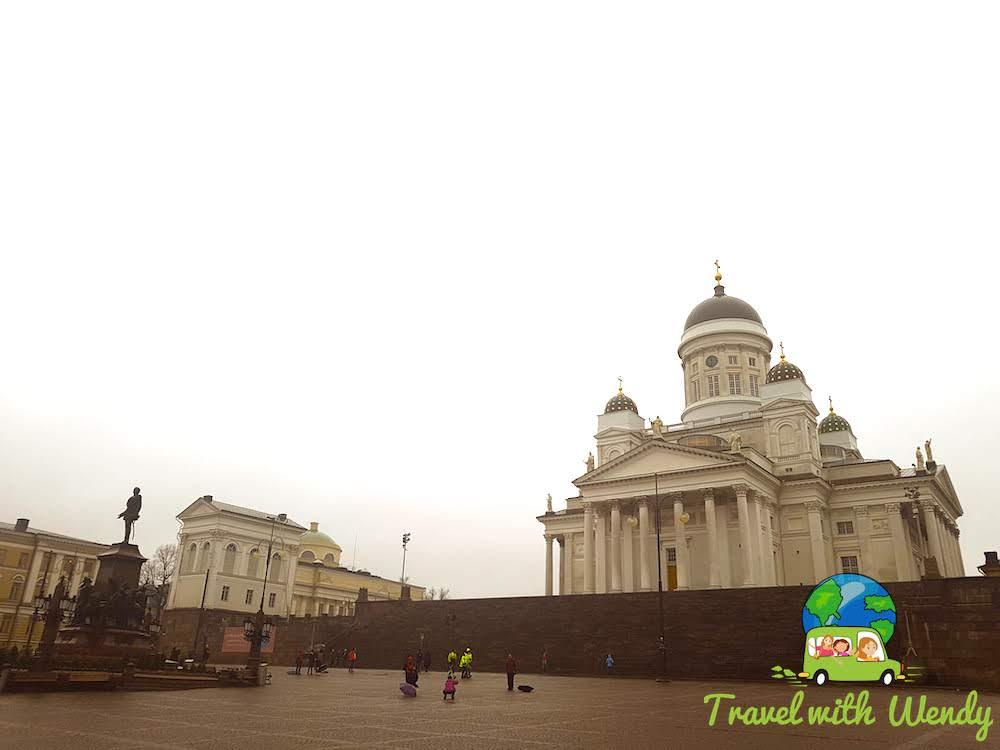 Senate Square - Helsinki