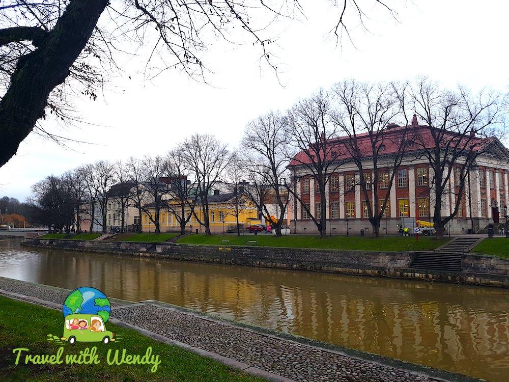 Walks along the Aura - day trip from Helsinki