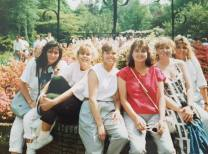 Still friends touring the Netherlands