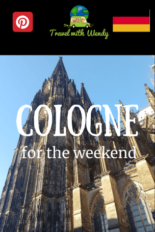 Cologne for the weekend