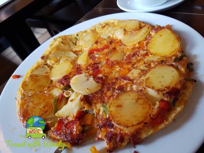 Farmers Omelette - Diavolo