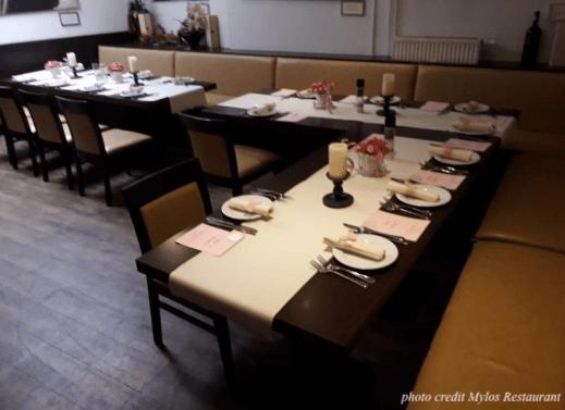 Mylos inside - Stuttgart Eats