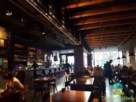 Interior photo - Gustaggio's