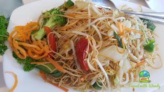 Vegetarian Noodles - Stuttgart Eats