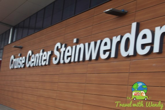 Cruise Center Steinwerder - Terminal in Hamburg