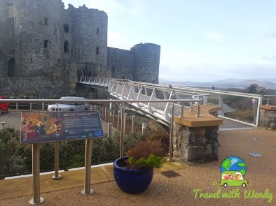 This way to Harlech