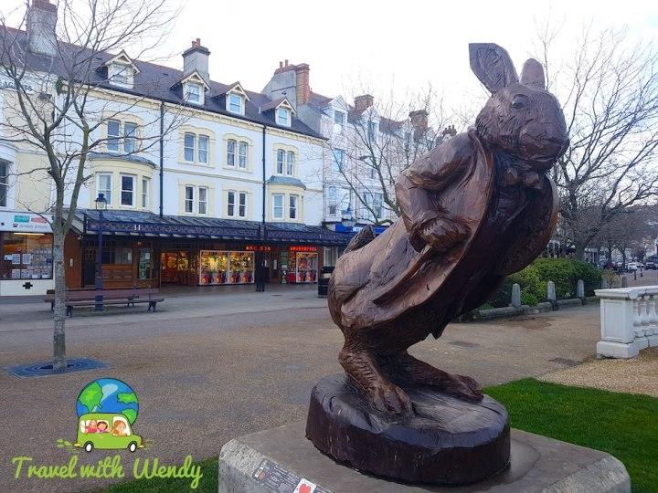 Mr. Rabbit - Hello
