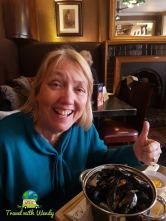 Weekend in Wales - Yummy Mussels