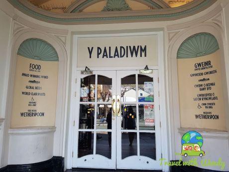 The Paladium restaurant