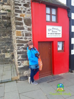 Weekend in Wales - Smallest house in the UK