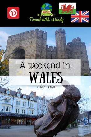 Wales for the weekend