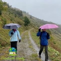 Rainy day gals