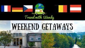 weekend getaways around Europe