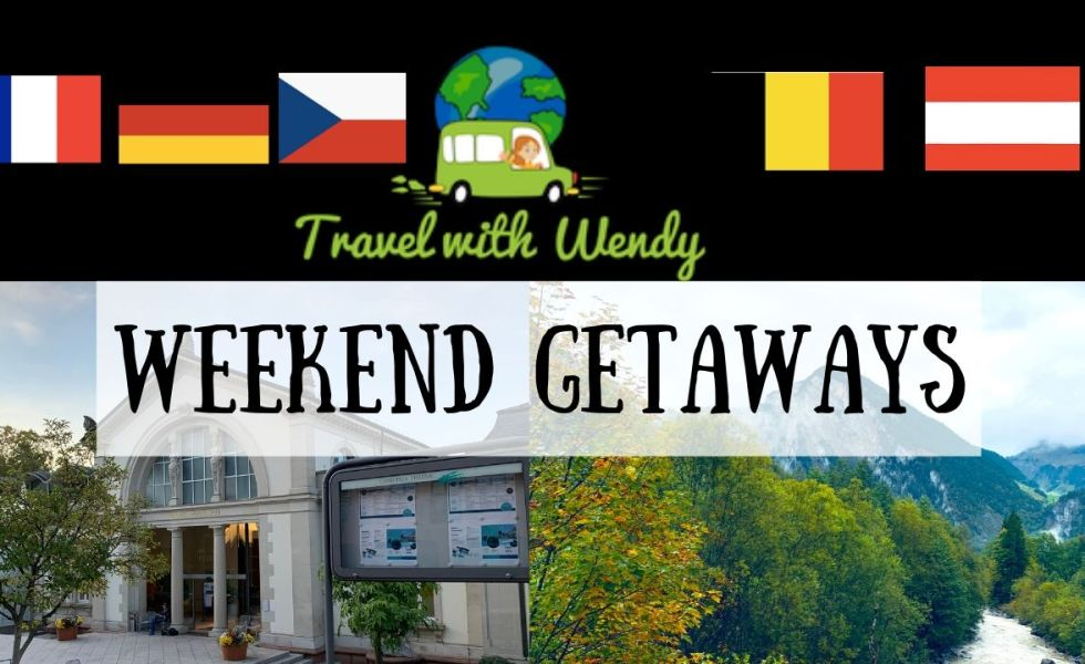 weekend getaways around Europe