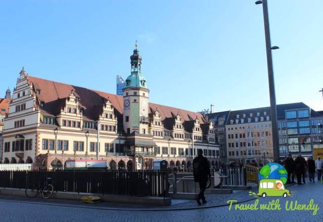 Market Square - Leipzig