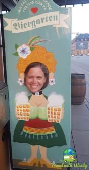 Having fun at Tivoli Gardens