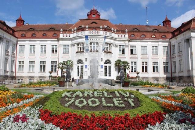 Karlovy Vary Celebrates